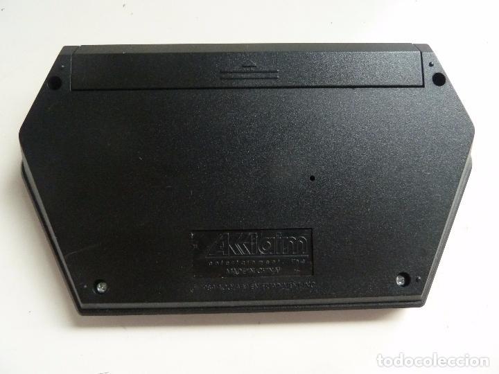 Videojuegos y Consolas: CONSOLA FIGHTING BOXER. AÑO 1989. FUNCIONA CORRECTAMENTE. AKALAIM - Foto 4 - 96362683