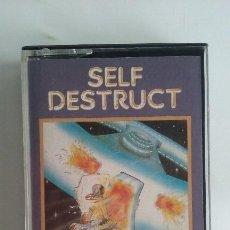 Videojuegos y Consolas: JUEGO SELF DESTRUCT.. Lote 96759607