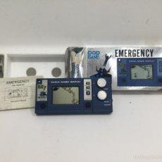 Videojuegos y Consolas: RADIO GAME WATCH EMERGENCY POP GAME. Lote 97676519