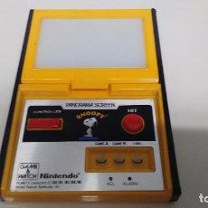 Videojuegos y Consolas: ANTIGUA CONSOLA GAME WATCH DE NINTENDO PANORAMA SNOPPY. Lote 97694571