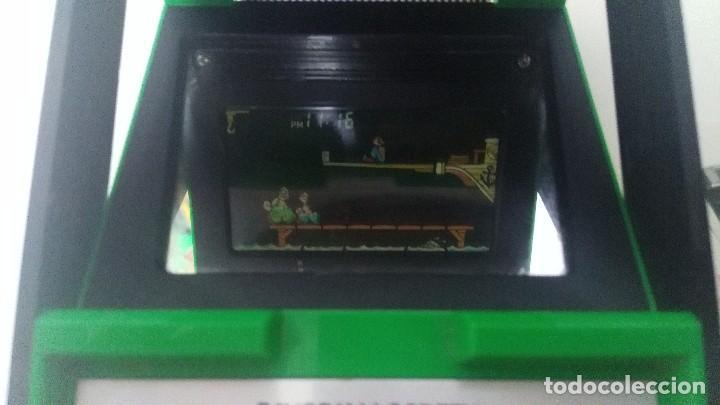 Videojuegos y Consolas: game watch de nintendo panorama popeye + instrucciones - Foto 4 - 97711203