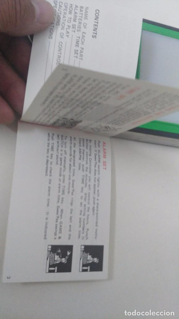 Videojuegos y Consolas: game watch de nintendo panorama popeye + instrucciones - Foto 13 - 97711203
