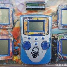 Videojuegos y Consolas: JUEGO ELECTRONICO SCORPION ACTIVITY - CONSOLA & 5 JUEGOS . Lote 98481031