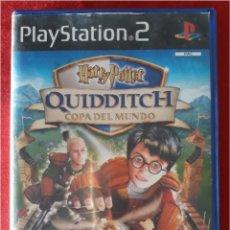 Videojuegos y Consolas: PS2 HARRY POTER QUIDDITCH. Lote 98568726