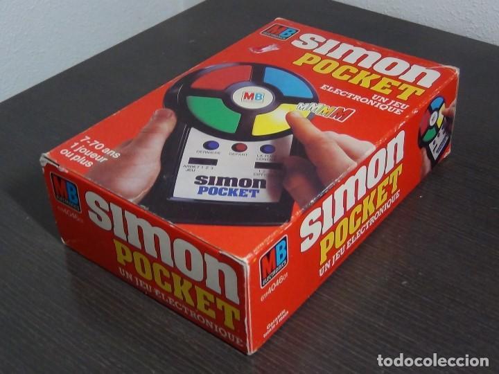 Videojuegos y Consolas: Simon Pocket de MB - Foto 2 - 99315479