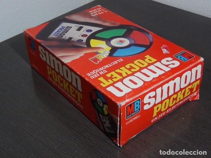 Videojuegos y Consolas: Simon Pocket de MB - Foto 3 - 99315479