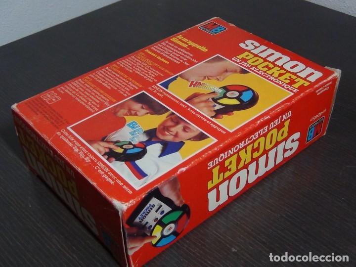Videojuegos y Consolas: Simon Pocket de MB - Foto 5 - 99315479