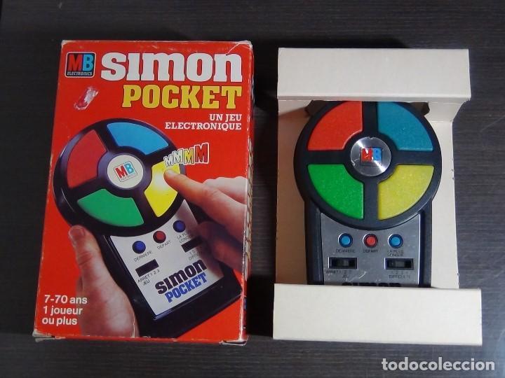 Videojuegos y Consolas: Simon Pocket de MB - Foto 8 - 99315479