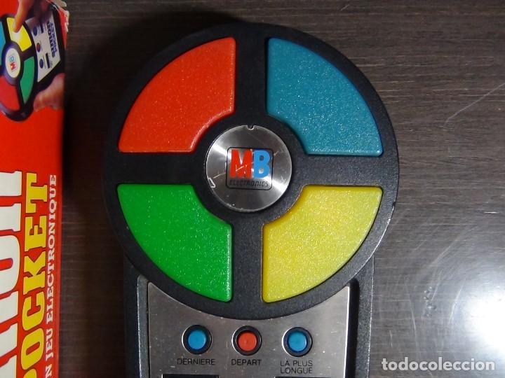 Videojuegos y Consolas: Simon Pocket de MB - Foto 9 - 99315479