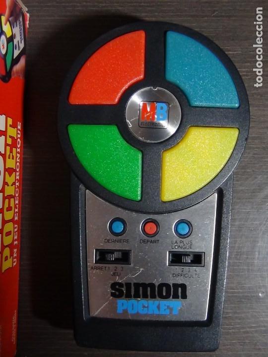 Videojuegos y Consolas: Simon Pocket de MB - Foto 10 - 99315479