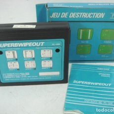 Videojuegos y Consolas - CARTUCHO VIDEO JUEGO - SUPERBWIPEOUT PC-506 ¡¡COMPLETO¡¡ CONSOLA HOME VIDEO SD-070 - PC506 SD070 - 100134079
