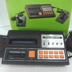 Videojuegos y Consolas: VIDEO CONSOLA - HOME VIDEO SD0070 TV-GAME- HONG KONG AÑOS 70 ¡¡M.B.E¡¡ SD070 -JUEGO VIDEOJUEGOS. Lote 100276191
