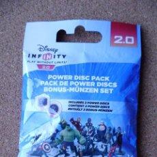 Videojuegos y Consolas: POWER DISC PACK CONTIENE 2 POWER DISCS. Lote 100312075
