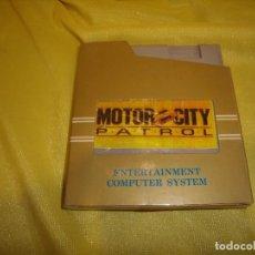 Videojuegos y Consolas: CARTUCHO JUEGO MOTOR CITY PATROL COMPATIBLE CON NINTENDO, AÑOS 80, NUEVO SIN USAR.. Lote 100429351