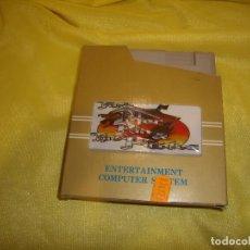 Videojuegos y Consolas: CARTUCHO JUEGO PETER PAN Y LOS PIRATAS, COMPATIBLE CON NINTENDO, AÑOS 80, NUEVO SIN USAR.. Lote 100488443