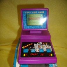 Videojuegos y Consolas - Consola juego Volley Ball de Handheld Game, años 80, funcionando, Nuevoa. - 100499823