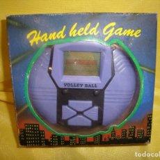 Videojuegos y Consolas - Consola Hand held Game, juego Volley Ball, años 80, funciona, Nueva. - 100701215