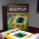 Videojuegos y Consolas: TABLETOP EPOCH SOCCER 1981 - FUNCIONADO - VER VIDEO. Lote 101016055