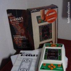 Videojuegos y Consolas: ELECTRONIC SOCCER 2 DE VTL 1979 - FUNCIONANDO - VER VIDEO. Lote 101017091
