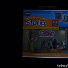 Videojuegos y Consolas: VTECH, SCOOBY-DOO! SCOOBY-DOO Y LA MOMIA - NUEVO PRECINTADO. Lote 101308183