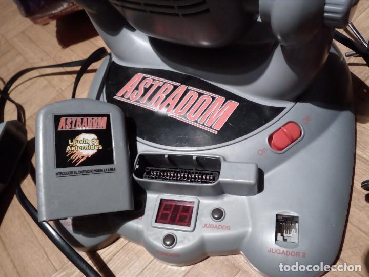 Videojuegos y Consolas: Videojuego o Consola Astradom Lluvia de Asteroides. Completa y funcionando. - Foto 5 - 101724811