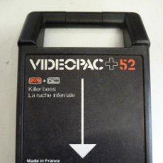 Videojuegos y Consolas: PHILIPS VIDEOPAC 52. Lote 102099687