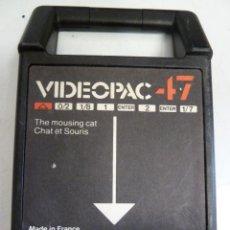 Videojuegos y Consolas: PHILIPS VIDEOPAC 47. Lote 102100471