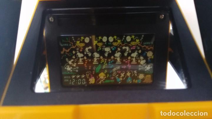 Videojuegos y Consolas: antigua game watch de nintendo panorama screen snoopy - Foto 9 - 102155811