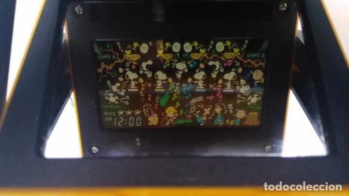 Videojuegos y Consolas: antigua game watch de nintendo panorama screen snoopy - Foto 10 - 102155811