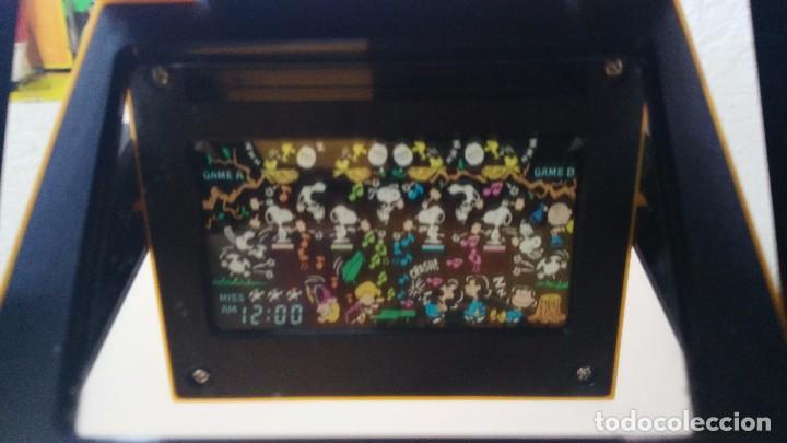 Videojuegos y Consolas: antigua game watch de nintendo panorama screen snoopy - Foto 12 - 102155811