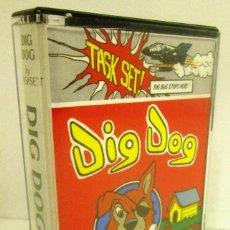 Videojuegos y Consolas: DIG DOG, JUEGO PARA ORDENADOR ORIC-1 48K, AÑO 1983, NO MSX, SPECTRUM, AMSTRAD,COMMODORE. Lote 102395371