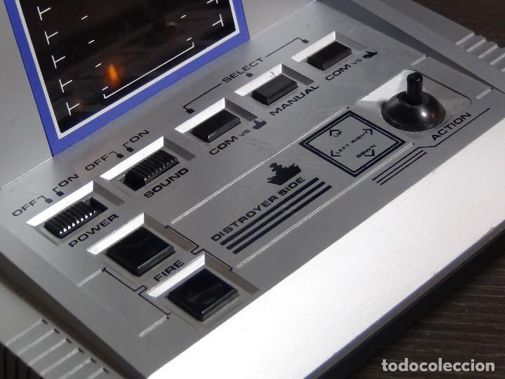 Videojuegos y Consolas: CONSOLA DE DIODOS - BANDAI ELECTRONIC FL U-BOAT - FUNCIONANDO - VER VIDEO - Foto 2 - 102742387