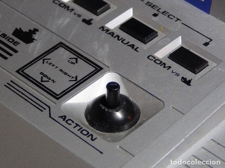 Videojuegos y Consolas: CONSOLA DE DIODOS - BANDAI ELECTRONIC FL U-BOAT - FUNCIONANDO - VER VIDEO - Foto 4 - 102742387