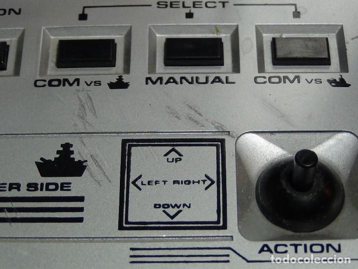 Videojuegos y Consolas: CONSOLA DE DIODOS - BANDAI ELECTRONIC FL U-BOAT - FUNCIONANDO - VER VIDEO - Foto 5 - 102742387