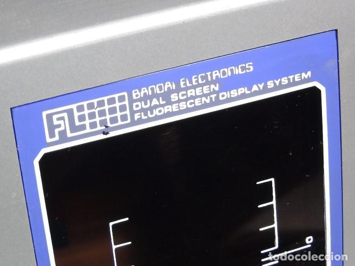 Videojuegos y Consolas: CONSOLA DE DIODOS - BANDAI ELECTRONIC FL U-BOAT - FUNCIONANDO - VER VIDEO - Foto 6 - 102742387