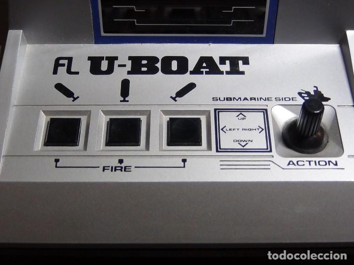 Videojuegos y Consolas: CONSOLA DE DIODOS - BANDAI ELECTRONIC FL U-BOAT - FUNCIONANDO - VER VIDEO - Foto 9 - 102742387