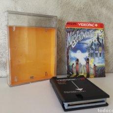 Videojuegos y Consolas: NIGHTMARE PHILIPS VIDEOPAC. Lote 103185500