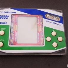 Videojuegos y Consolas: VINTAGE CD CARD GAME SOCCER AÑOS 80'S. Lote 103222738