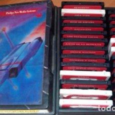 Videojuegos y Consolas: TURBO PACK C NMS 3362 50 PROGRAMAS PHILIPS. Lote 103673023