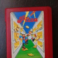 Videojuegos y Consolas: GAME & WATCH MAQUINITA DOBLE PANTALLA PIZZA (NO FUNCIONA). Lote 103841738