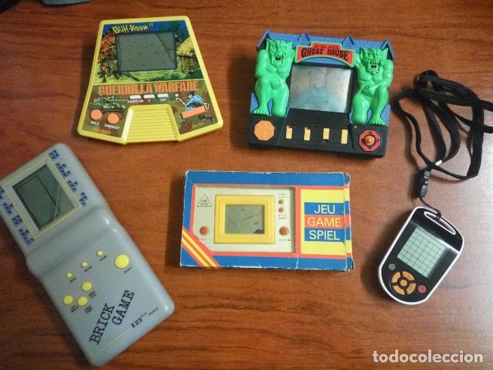 consolas de videojuegos de los 80 y 90
