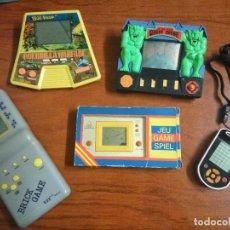 Videojuegos y Consolas: LOTE CONSOLAS DE VIDEOJUEGOS DE LOS 80 Y 90 . Lote 104045515