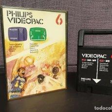 Videojuegos y Consolas: PHILIPS VIDEOPAC 6. Lote 104094099
