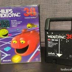 Videojuegos y Consolas: PHILIPS VIDEOPAC 38. Lote 104094207