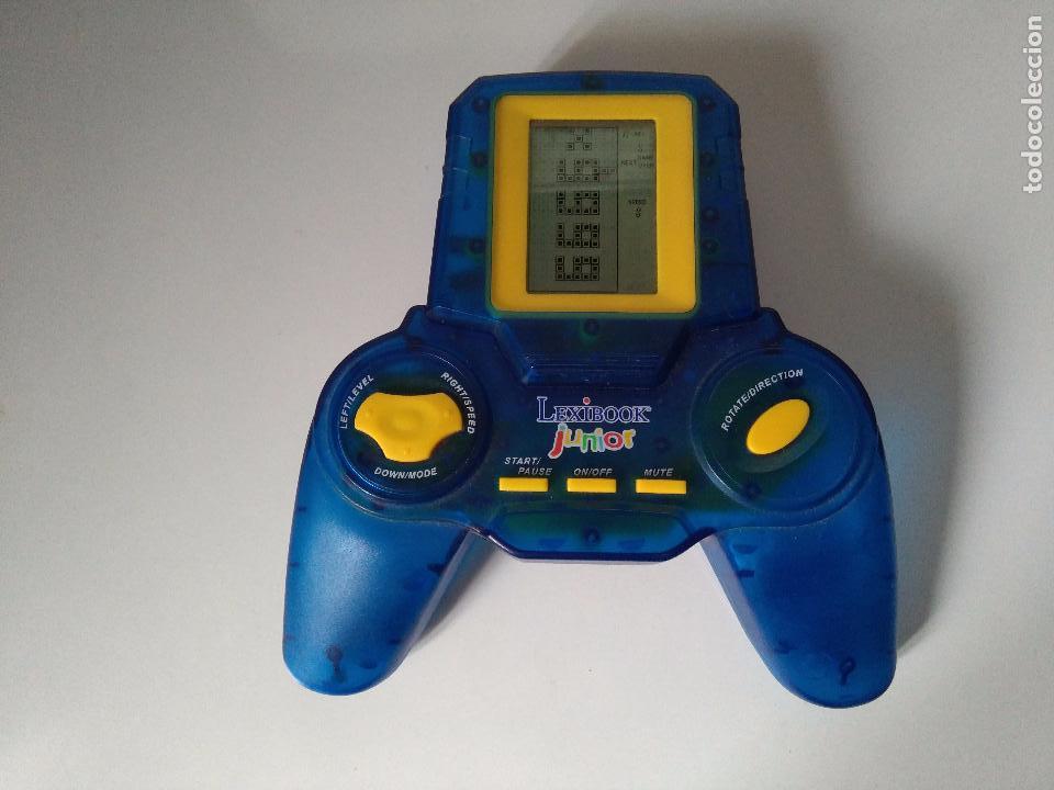 Consola Portatil Lexibook Junior 9999 Juegos Comprar