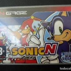 Videojuegos y Consolas: JUEGO - NOKIA - N-GAGE - SONICN - SONIC N - FIFA 2005. Lote 104467407