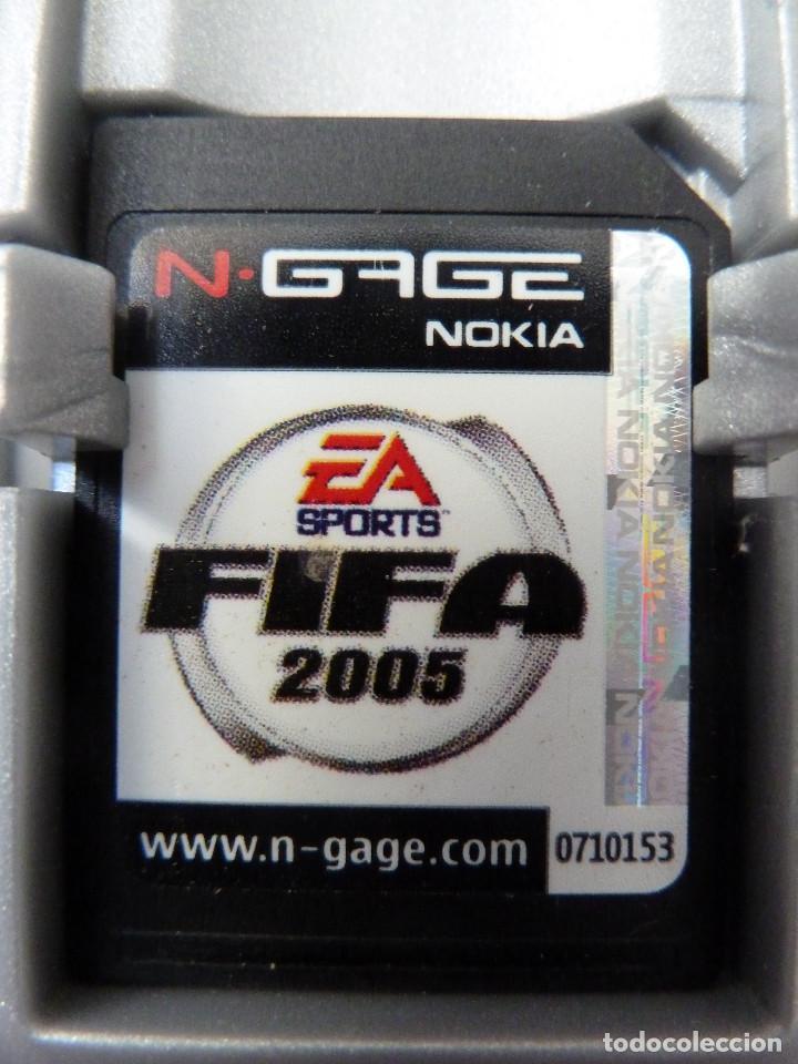 Videojuegos y Consolas: JUEGO - NOKIA - N-GAGE - SONICN - SONIC N - FIFA 2005 - Foto 5 - 104467407