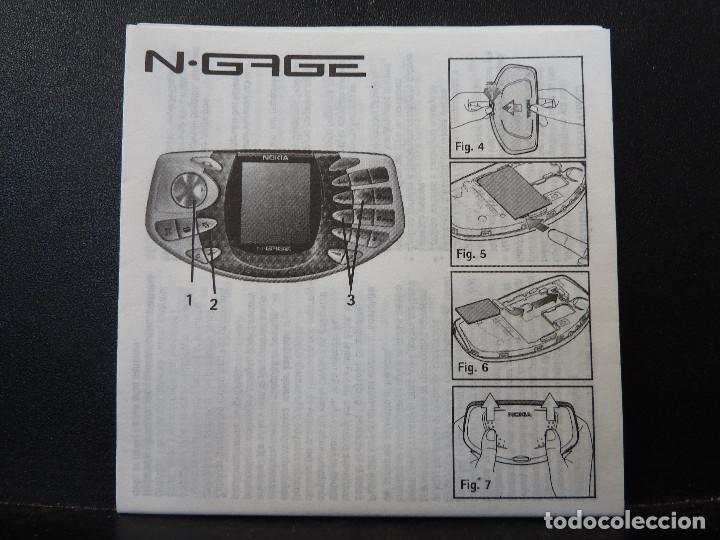 Videojuegos y Consolas: JUEGO - NOKIA - N-GAGE - SONICN - SONIC N - FIFA 2005 - Foto 6 - 104467407