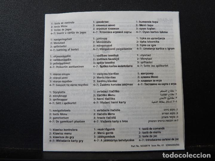 Videojuegos y Consolas: JUEGO - NOKIA - N-GAGE - SONICN - SONIC N - FIFA 2005 - Foto 7 - 104467407