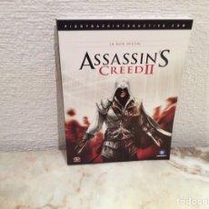 Videojuegos y Consolas: ASSASSINS CREED II - LA GUIA OFICIAL. Lote 104489739